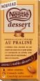 Nestle : praliné : Chocolat pâtissier praliné : 170 g