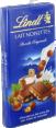 Lindt : Recette originale - Tablette de chocolat lait noisettes  : Lait fourrés : 2x100g