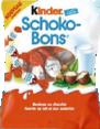 Kinder : Schokobons - Bonbon de chocolat  : Oeufs Dragées : 125 g