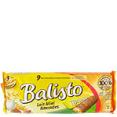 Balisto : Lait - miel - amandes - Barres chocolatées au lait, miel et amandes  : Barres chocolatées : 9 barres