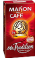 Maison Du Cafe : Tradition - Café moulu  : Mélanges : 250 g