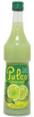 Pulco : citron vert - Sirop de citron vert  : Sirop concentré : 70 cl
