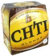 Ch'ti : Bière blonde du Nord  : Bières blondes : 6 x 25 cl