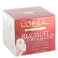 L'oreal : revitalift contours, cou, visage, 50ml  : Crèmes antirides : 50 ml