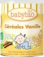 Babybio : céréales vanille : Alimentation infantile bio : dès 6 mois