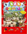Piccolia : 1000 animaux à découvrir et à coller : Livre pour enfant : Unité