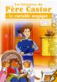 Dvd : Père Castor raconte le cartable magique : DVD pour enfants : Unité