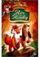 Dvd : Rox et Rouky  : DVD pour enfants : Unité