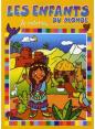 Piccolia : Je colorie j'apprends des mots : Les enfants du monde : livre pour enfant