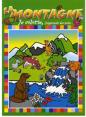 Piccolia : Je colorie j'apprends des mots : La montagne : livre pour enfant