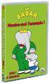 Dvd : Babar Montre moi l'exemple volume 1 : DVD pour enfants : Unité