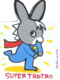 L'Âne Trotro : Super Trotro     : Livre pour enfant : Unité
