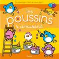 Piccolia : Coloriage de mon âge- Les poussins s'amusent : Livre pour enfant : Unité