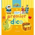 Piccolia : Imagier : Mon premier dico : livre pour enfant