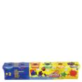 Play-Doh : Pots de pâte à modeler couleurs vives  6 pots  : Jouets enfants : Unité