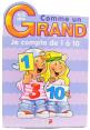Piccolia : Comme un grand Je compte de 1 à 10 : Livre pour enfant : Unité