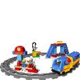Lego : Mon premier ensemble de train Duplo     : Jouets enfants : Unité