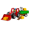 Lego : Le tracteur- 5647- Duplo : Jouets enfants : Unité