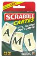 Mattel : Cartes de scrabble- T5938 : Jeux de société : Unité