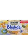 Blédidej : lait et céréales : Vanille : 4 x 250ml
