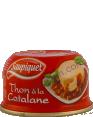 Saupiquet : thon à la catalane : Thon en sauce : 135g