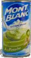 Mont Blanc : la creme dessert pistache : Pistachio cream : 570g