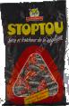 La Pie qui chante : Stoptou : Bonbon au goût réglisse : 160g