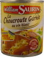 William Saurin : La choucroute garnie : Choucroute : 800g