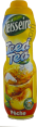 Teisseire : Ice Tea peche : Peach & tea syrup : 75cl
