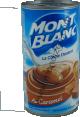 Mont Blanc : la crème dessert caramel : Crème dessert au caramel : 570g