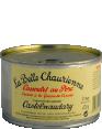 La Belle Chaurienne : cassoulet au porc : Cassoulet gourmand : 420g