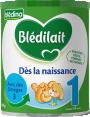 Bledilait : 1er age : For babies à to 6 month old : 900g