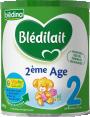 Blédilait : 2ème âge : Pour bébé de 6 à 12 mois : 900g