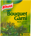 Knorr : bouquet garni : Thym persil laurier : 9 tablettes