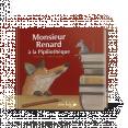 L. Pauli, K. Schärer: Monsieur Renard à la pipiliothèque: Ed. Ane Bâté: livre jeunesse