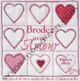 Shaw : Broder avec amour : Broderie : livre