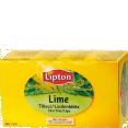Lipton : tilleul : Lime blossom : 100 bags