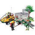 Multi-shop -Playmobil  4175  Playmobil  Vehicule Amphibie  Deinonychus