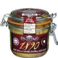 Delpeyrat : Foie gras de canard : Foie gras entier : 180g