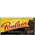 Poulain: Noir Extra: tablette de chocolat noir : 100g