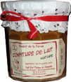 Lait Douceur : confiture de lait : Nature : fabrication artisanale