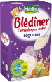 Bledina : Bledine legumes : vegetable cereals : from 4/6 months and older