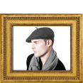French beret : Beret basque : Traditional : made in France