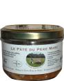 Pate du Pere Marc : pork pate : Artisanal product : from Normandy