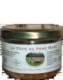 Pâté du Père Marc : pâté de porc : Produit artisanal : de Normandie