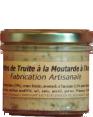 Maison Saint-Lo : rillettes : De truite : produit de Normandie