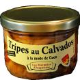 La Chaiseronne : tripes au Calvados : Mode de Caen : 380g
