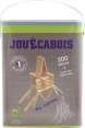 Jouecabois : Wooden construction : Artisanal game : 200 pieces
