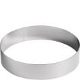 Cercle : à pâtisserie : Ajustable : 18-30 cm