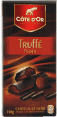 Cote d'Or : truffe noir : dark chocolate : 190g